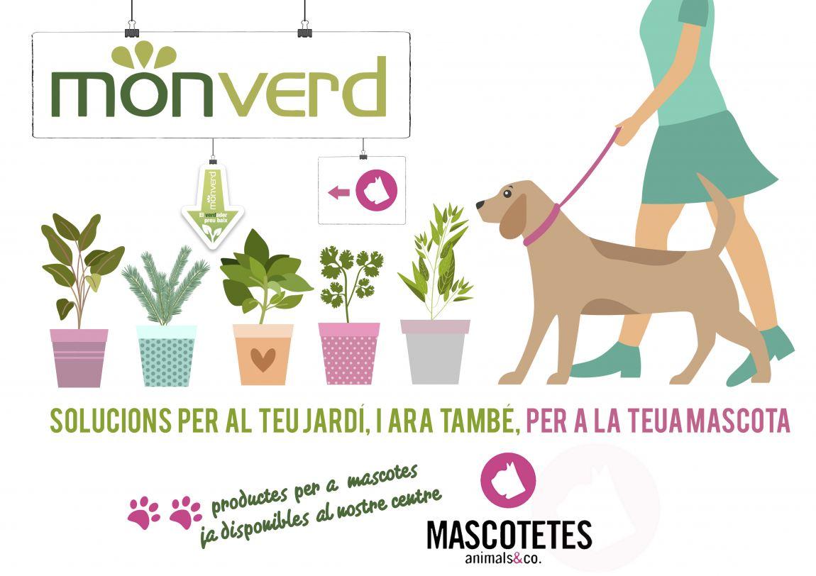 Novetat - Productes per a mascotes a Monverd